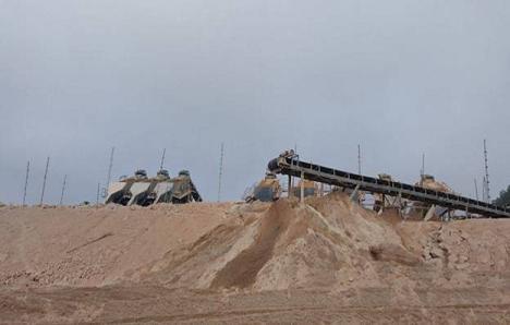 Hội thảo về cát xây dựng